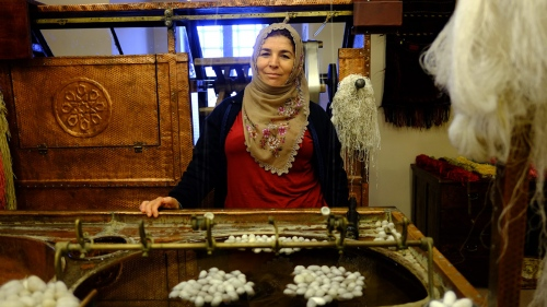 Carpet Factory worker - Turkey