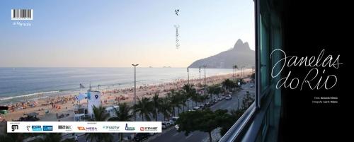 Book Cover - Janelas do Rio - Rio de Janeiro - Brazil 2016