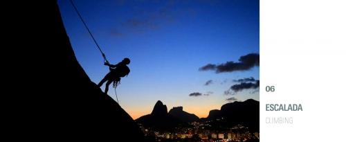Book - Rio ao Ar Livre - Rio de Janeiro - Brazil 2016