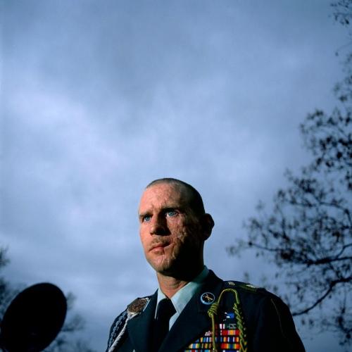 Sgt. Joseph Mosner, 35, Ft. Riley, Kansas