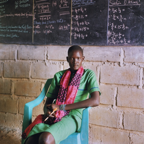 Girls Education in South Sudan