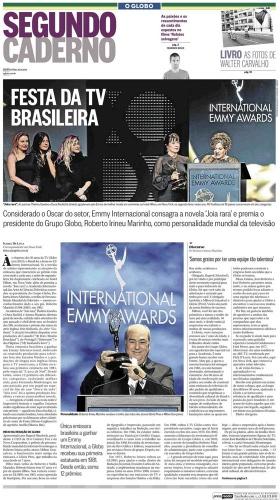 O Globo - Rio de Janeiro - Brazil