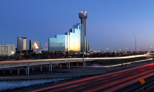 Dallas skyline Project by: Dallas - USA