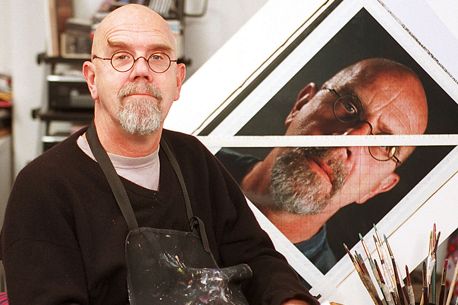 Art and Documentary Photography - Loading ChuckClose.jpg