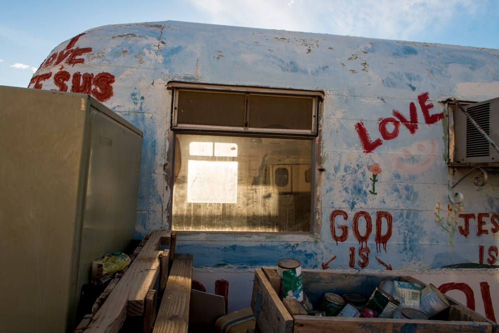 Photography image - Loading SalvationMountain2.jpg