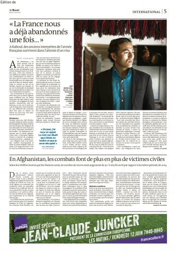 Le Monde (France) - 2015