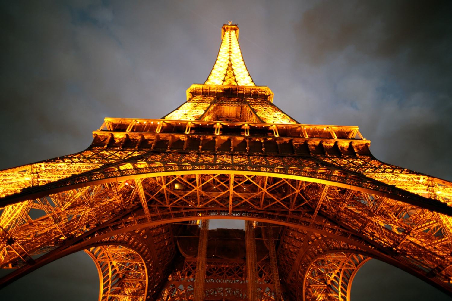 The Eiffel Tower Project by: Gustave Eiffel Paris - France