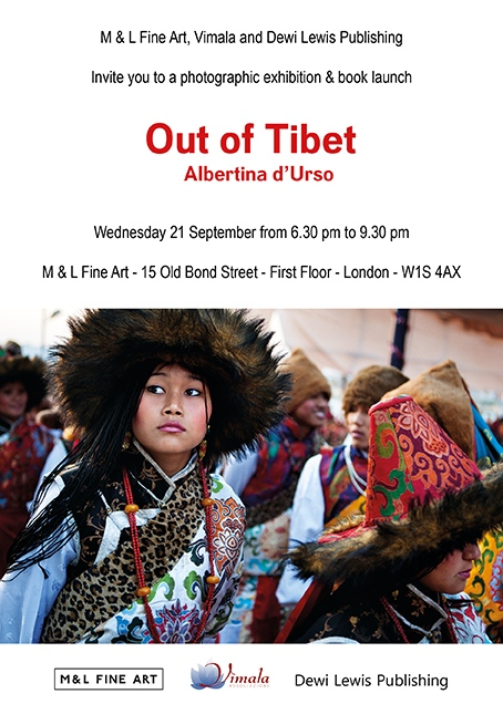 Photography image - Loading Out_of_Tibet_London.jpg