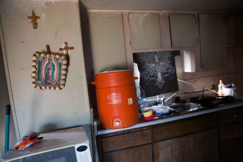 A Home Without Water - Photography project by Sarah Catherine Craig