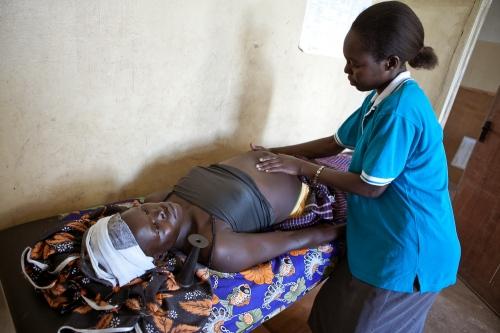 Kitgum Health Facility Uganda