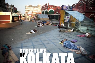 Street Life Of Kolkata