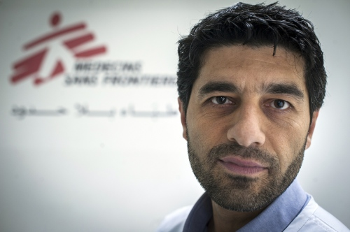 Jean-Paul Tohme is the Project Coordinator for MSF Hospital for Reconstructive Surgery in Amman, Jordan.