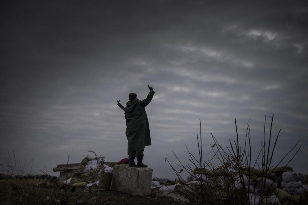 Black days of Ukraine