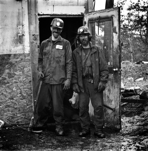 Hard Coal: the Portraits