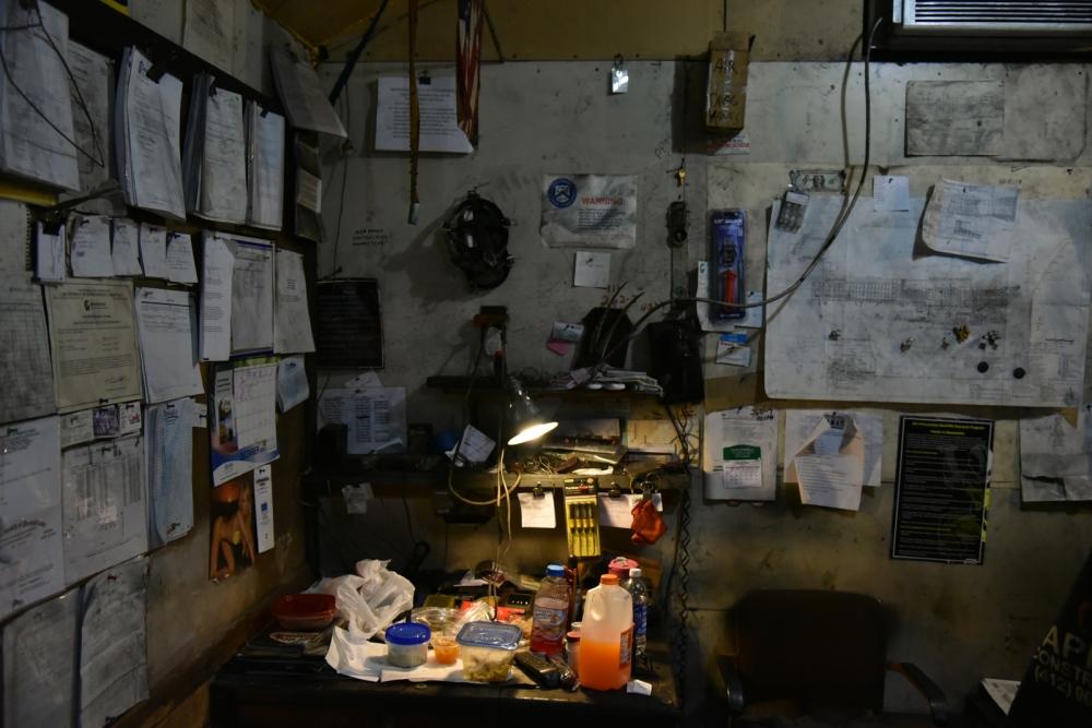 Hard Coal: the Office