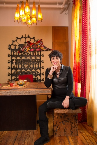 Eve Ensler for Guardian Weekend Magazine