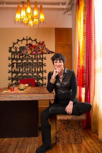 Eve Ensler for Guardian Weekend Magazine