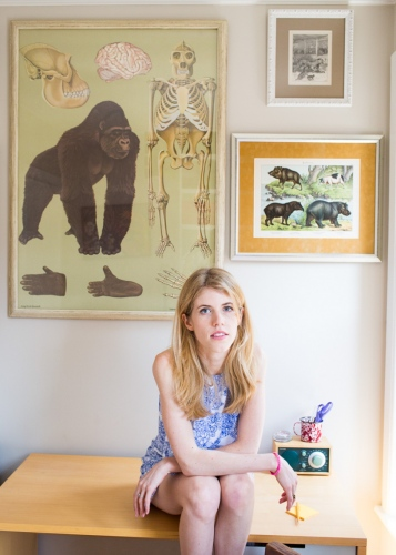 Kathleen Hale for Guardian Weekend Magazine