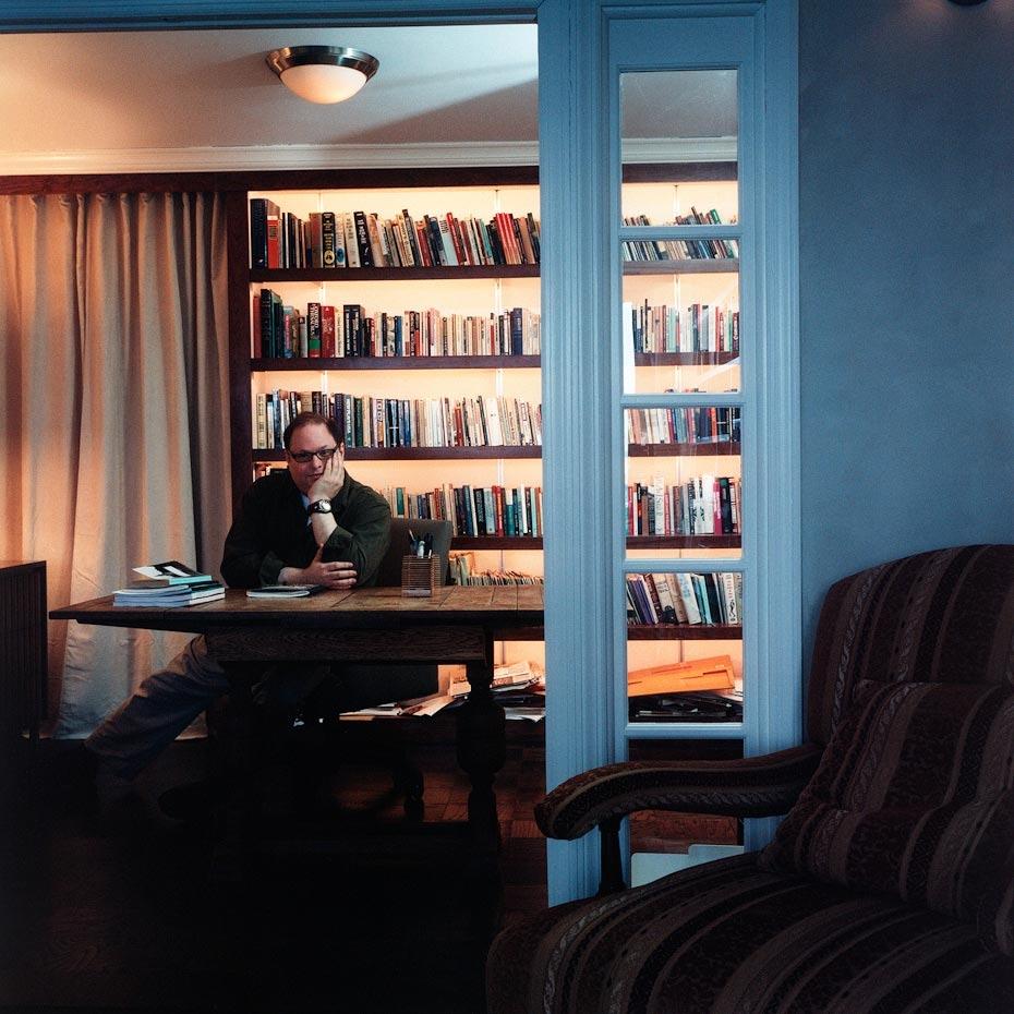 Richard Greenberg for New York Times Magazine