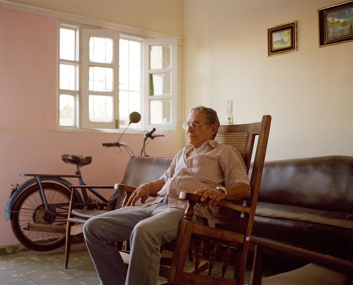 Javier, Havana, Cuba, 2010