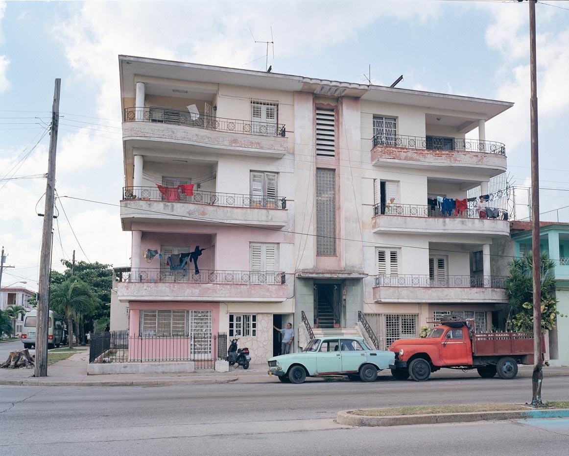 La casa de Laudelina, Havana, Cuba, 2010