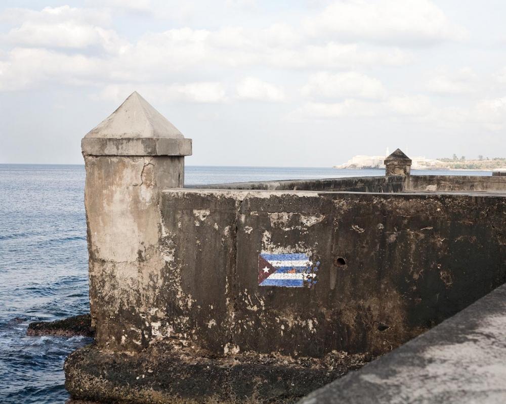 El Malecon, Havana, Cuba, 2010