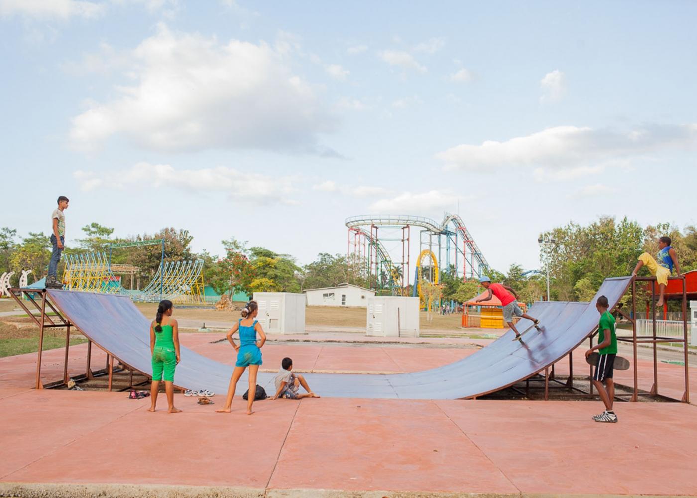 Parque Lenin, Havana, Cuba, 2013