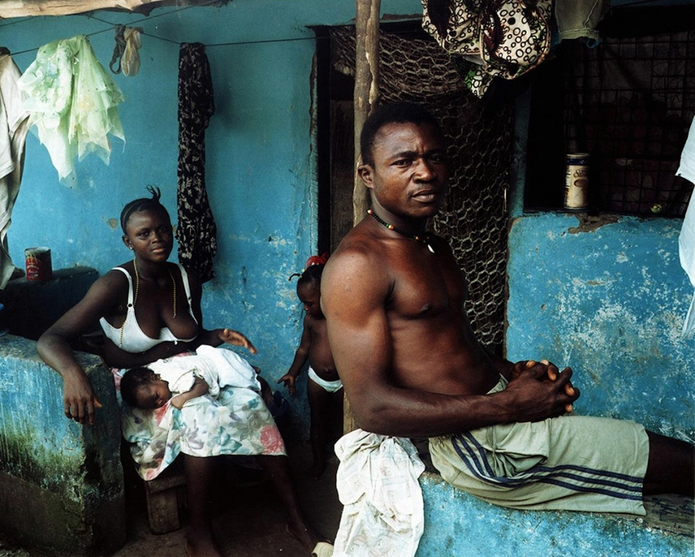 Goderich Village Freetown, Sierra Leone, 2006