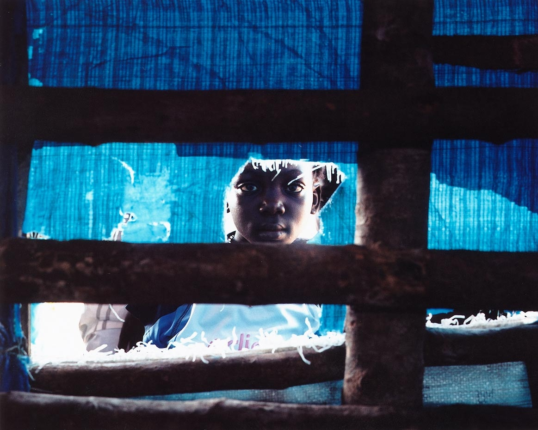School Walls, Goderich Waldorf School Freetown, Sierra Leone, 2006