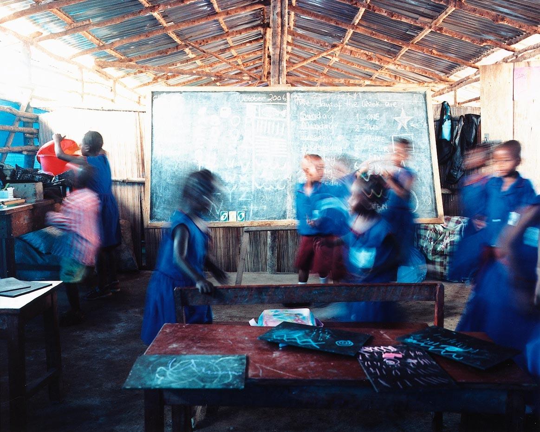 Class One Freetown, Sierra Leone, 2006