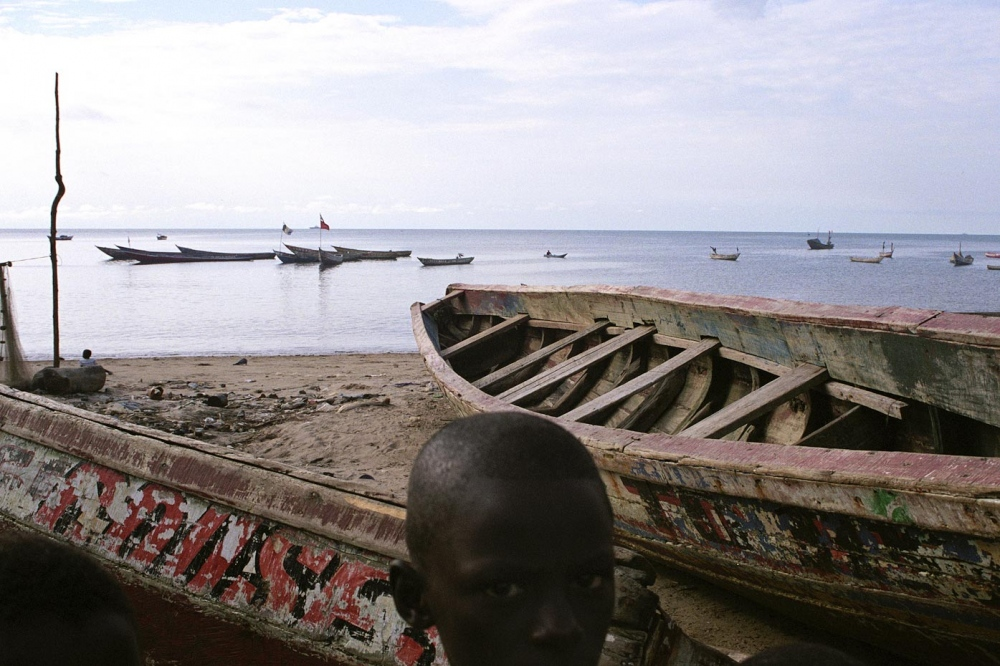 Goderich Beach Freetown, Sierra Leone, 2006