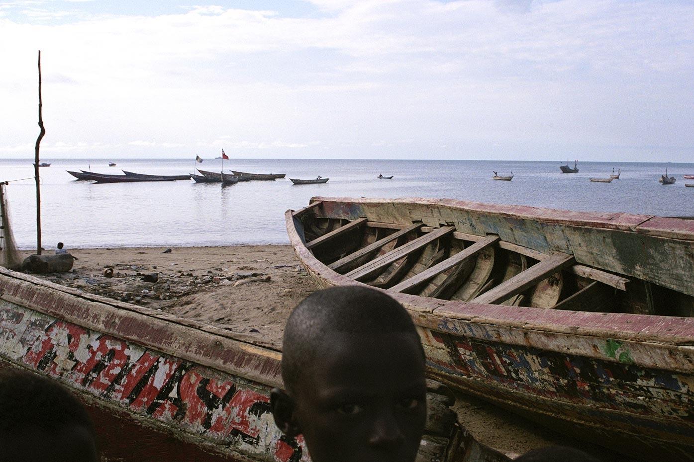 Goderich Beach Freetown, Sierra Leone, 2006