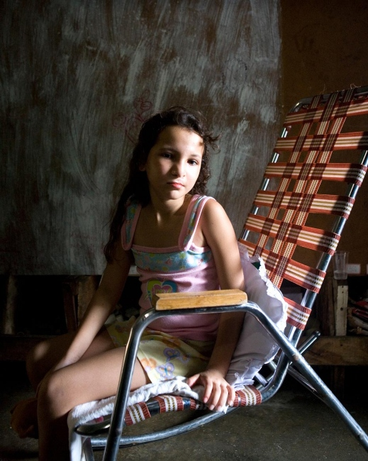 Yerlis Maria, 9 years old Santa Marta, Colombia, 2010   For Healing the Children Northeast