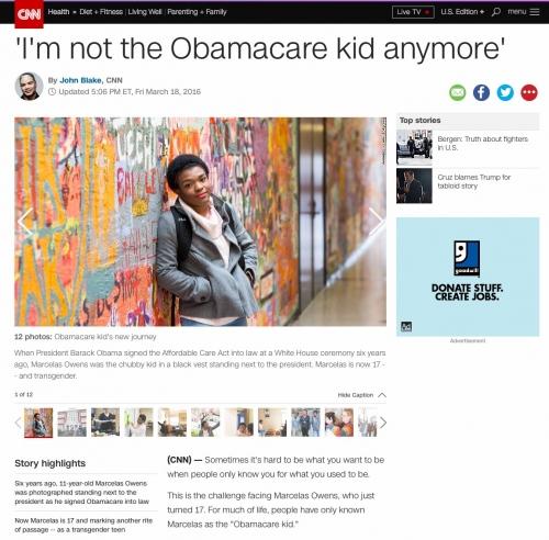 CNN Digital,March 2016