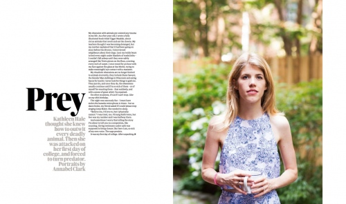 Guardian Weekend Magazine, July 2014
