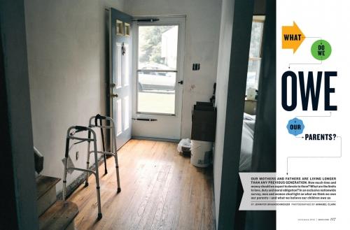 More Magazine, September 2013