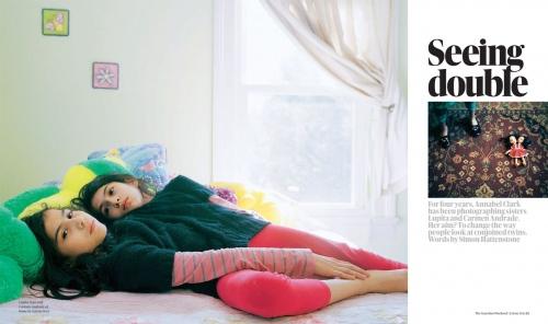 Guardian Weekend Magazine, June 2012