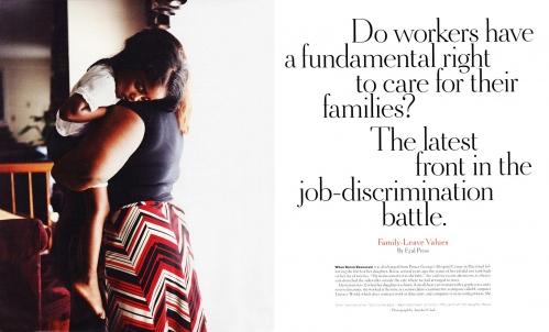 New York Times Magazine, July 2007