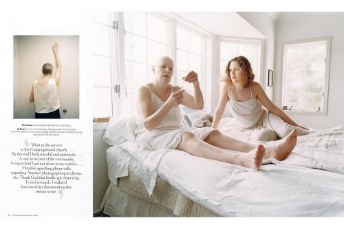 New York Times Magazine, April 2004
