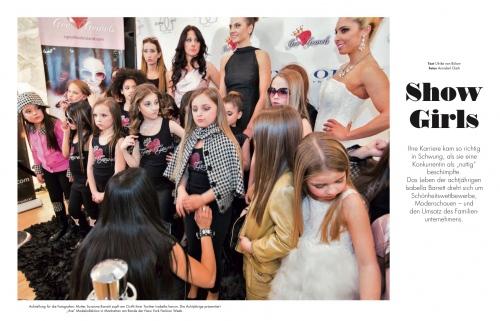 Nido Magazine, October 2014