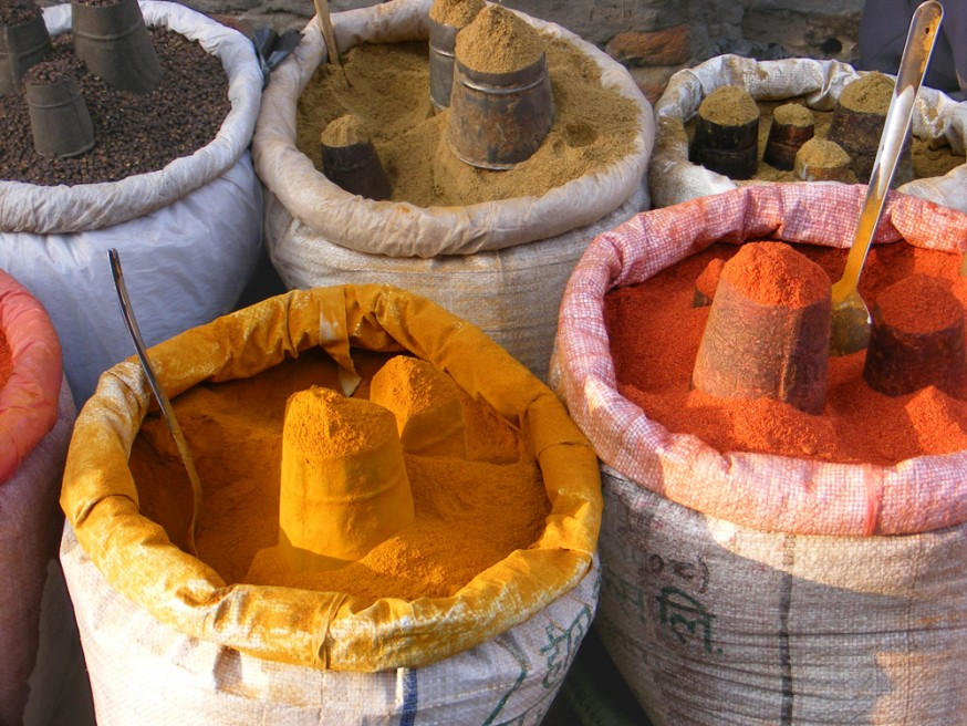 Art and Documentary Photography - Loading spices.jpg