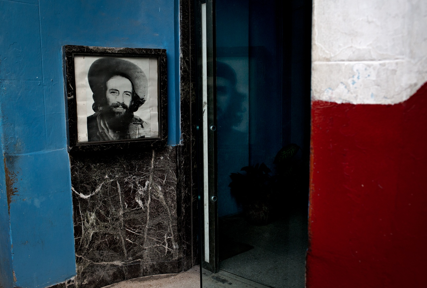 Pictures and representation of Che Guevara and Camilo Cienfuegos (sometimes mistaken for Fidel Castro) are omnipresent throughout Havana.