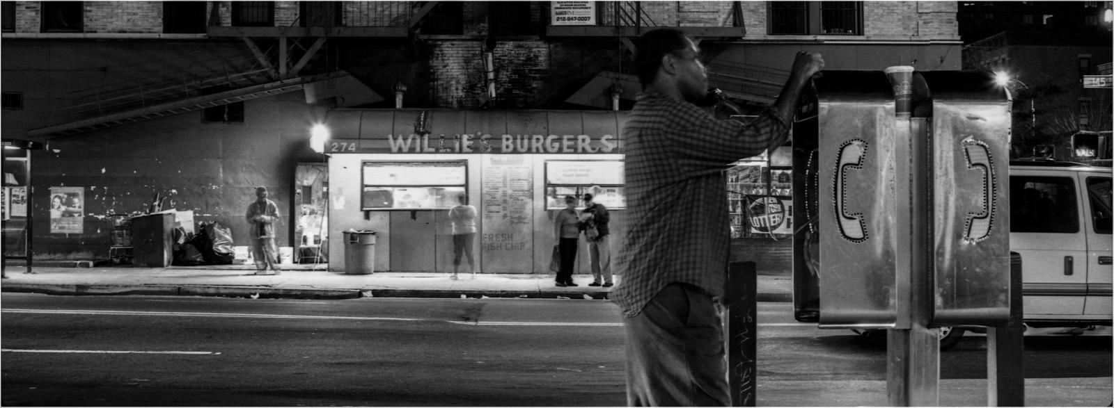 Willie's Corner August 2002