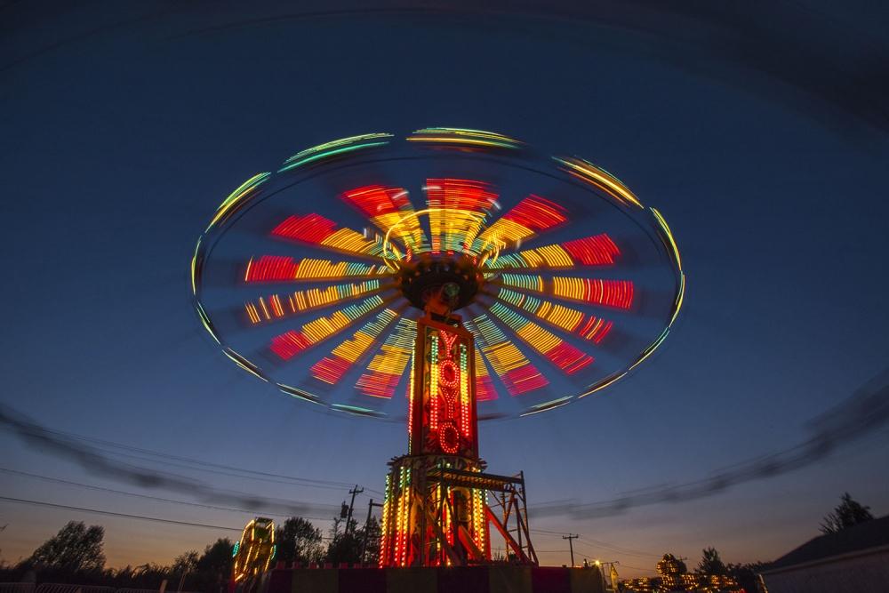 Blandford Fair
