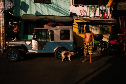 No-Where Manila - Photography project by Jose Sarmento Matos