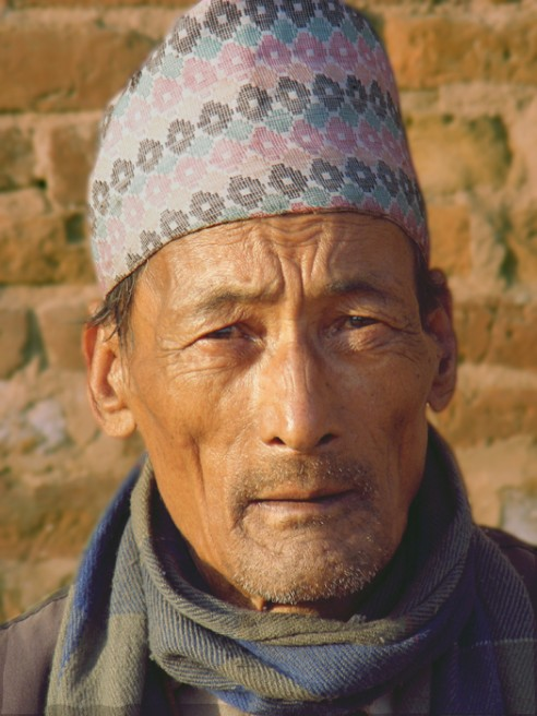 Art and Documentary Photography - Loading nepal bhaktapur portrait2 copy.jpg