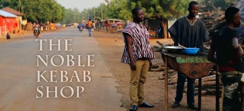 The Noble Kebab shop