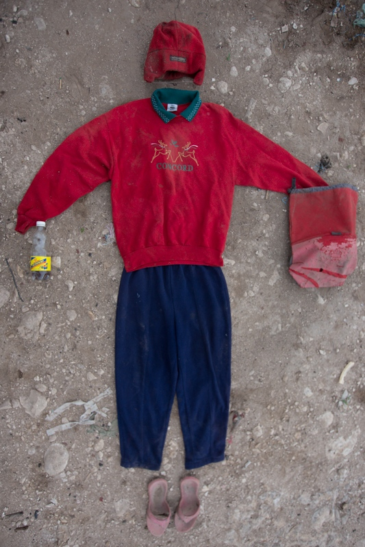 Art and Documentary Photography - Loading immigrants_clothes00010.JPG