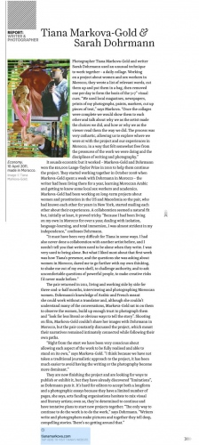 British Journal of Photography // iPad Issue 3 // 2012
