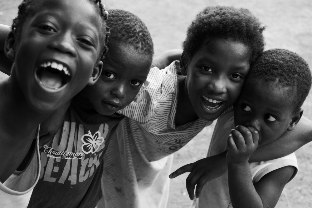 Children of Guinea-Bissau